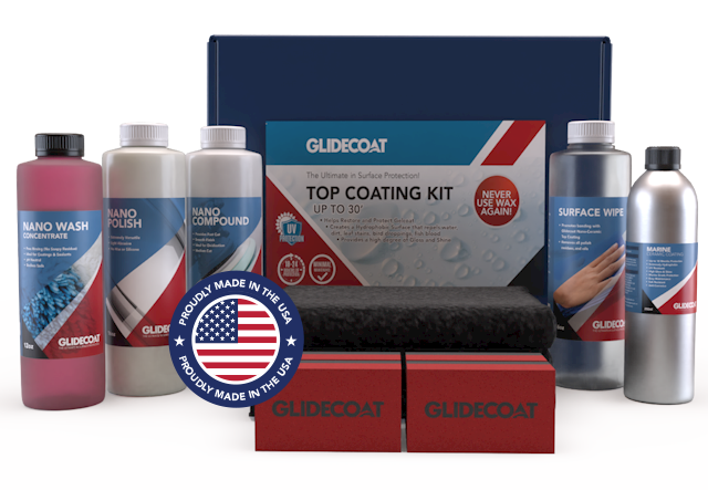 Marine Top Coating Kit