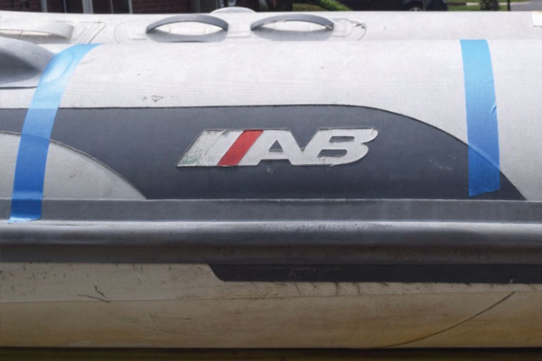 AB Inflatable - Restoration With Ceramic Coating Application