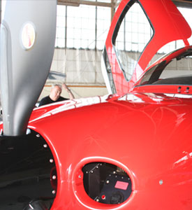 Aviation Ceramic Coatings