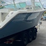 Ceramic Coating a New Boat